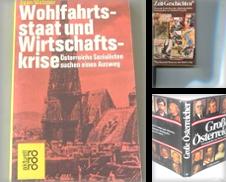 Austriaca Sammlung erstellt von Antiquariat Buchtip Vera Eder
