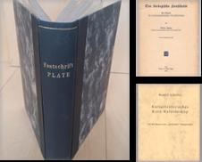 Biologie Sammlung erstellt von Antiquariat Schwarz & Grömling GbR