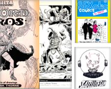 Graphic Novels and Comics Curated by Well-Stacked Books