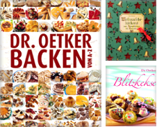 Backen Curated by Modernes Antiquariat Loken-Books-Germany
