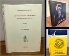 Antike Autoren Sammlung erstellt von Antiquariat an der Nikolaikirche