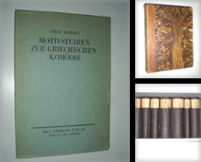 Antike Sammlung erstellt von Antiquariat Stefan Küpper