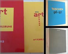 Ausstellungskataloge allg Sammlung erstellt von Versandantiquariat Christian Back