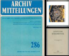 Archivwesen Sammlung erstellt von Dr. Gabriele Baumgartner