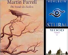 Belletristik, Romane und Erzählungen Sammlung erstellt von Baldanders-Versandantiquariat
