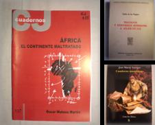 Africa Curated by Librería Antonio Azorín
