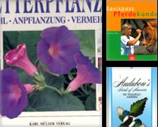 Biologie Sammlung erstellt von AMAHOFF- Bookstores