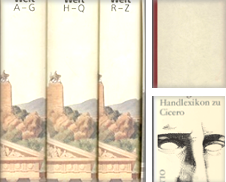 Altphilologie Sammlung erstellt von Antiquariat Dirk Borutta