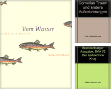 Literatur de ACADEMIA Antiquariat an der Universität