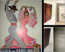 Andalucía Sevilla Curated by Librería Anticuaria Antonio Mateos