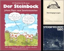 Astronomie Sammlung erstellt von Flügel & Sohn GmbH
