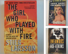 Crime Thriller Curated by Powdersmoke Pulps