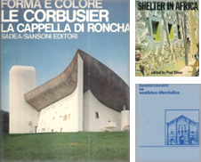 ARCHITEKTUR & BAUWESEN Sammlung erstellt von ANTIQUARIAT ERDLEN