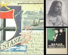 Ansichtskarten Sammlung erstellt von Antiquariat  Braun