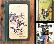 Abenteuerroman Sammlung erstellt von Antiquariat Liber Antiqua