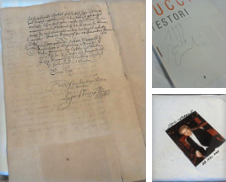 Erstausgaben signiert Sammlung erstellt von Versandhandel Rosemarie Wassmann