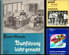 Berufs- & Fachschulbücher Sammlung erstellt von KIRJAT Literatur- & Dienstleistungs-