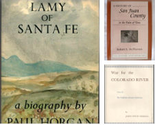 Americana Southwest Curated by Chaparral Books
