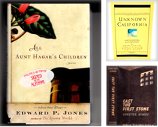 African American literature Curated by Monroe Stahr Books