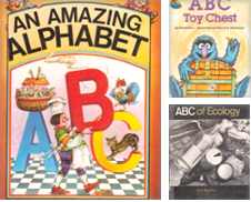 Alphabet Books Curated by Nanny's Web