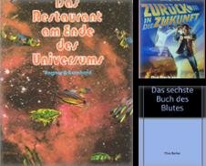 Science Fiction Sammlung erstellt von Abrahamschacht-Antiquariat Schmidt