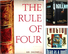 Academic Curated by MURDER BY THE BOOK