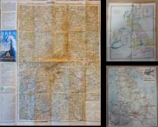 Atlanten, Karten, Stadtpläne Sammlung erstellt von Antiquariat Orban & Streu GbR