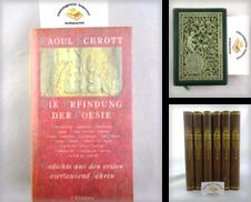 Almanache Sammlung erstellt von Chiemgauer Internet Antiquariat