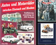 Automobil, allgemein Sammlung erstellt von Antiquariat Torsten Bernhardt eK