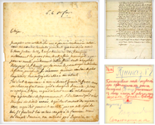 Autographs Curated by Antiquariat INLIBRIS Gilhofer Nfg. GmbH