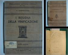 Agricoltura (Enologia) Sammlung erstellt von Studio Bibliografico Restivo Navarra