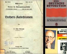 02 DEUTSCHE GESCHICHTE & KULTURGESCHICHTE Sammlung erstellt von LIST & FRANCKE