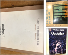 French Literature Language Curated by Ocean Tango Books