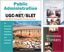 Administration Curated by Vikram Jain Books