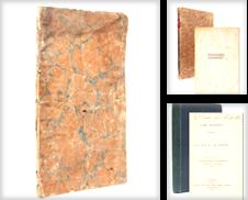 Econ Sammlung erstellt von Whitmore Rare Books, Inc. -- ABAA, ILAB