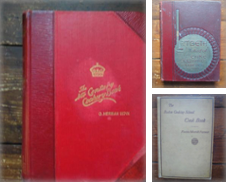 Classic Cookery Books Curated by Refried Books
