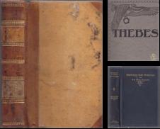 Altertumswissenschaft Sammlung erstellt von Antiquariat Burgverlag