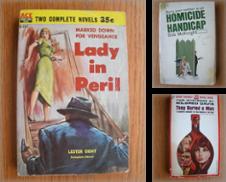 Ace Doubles Mystery Sammlung erstellt von Scene of the Crime, IOBA
