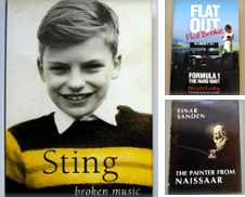 Autobiographies, Biographies & Diaries Curated by Sedgeberrow Books