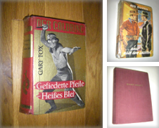 Alte Heftromane - Leihbüchereibücher Sammlung erstellt von Versandantiquariat Rainer Kocherscheidt