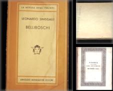 Prime edizioni di Libreria antiquaria Scarpignato