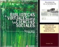BIBLIOTECONOMIA (ARCHIVISTICA) de CATRIEL LIBROS LATINOAMERICANOS