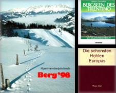 Alpinistik Sammlung erstellt von Antiquariat Buchtip Vera Eder