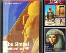 Ägypten Sammlung erstellt von art4us - Antiquariat