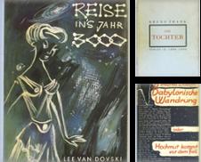 Literatur Sammlung erstellt von Antiquariat Walter Markov