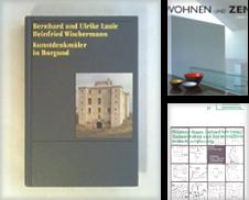 Architektur & Städtebau Sammlung erstellt von HJP VERSANDBUCHHANDLUNG