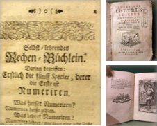 Alte Drucke Sammlung erstellt von Fontane-Antiquariat Dr. H. Scheffers