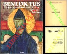 Abbazie benedettine Sammlung erstellt von Libreria Piani