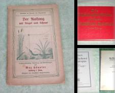 Angeln Sammlung erstellt von Antiquariat  Löwenstein