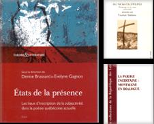 Littérature-Essais Proposé par Librairie à la bonne occasion (2)